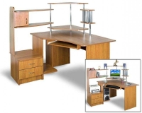 Компьютерный стол СТУ - 3