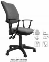 Офисное кресло Penta (Пента)