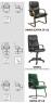 Офисное кресло Swing (Свинг)