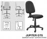 Офисное кресло Jupiter (Юпитер)