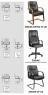 Офисное кресло Zodiak (Зодиак)
