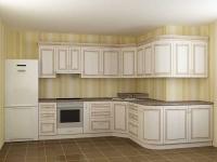 Кухня Arcada, Verde Iv, Oro