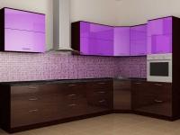 Кухня Linea и Piatto