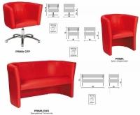 Офисный диван Prima