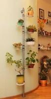 Подставка для цветов Стена-Пол Элит