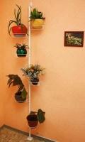 Подставка для цветов Стена-Пол